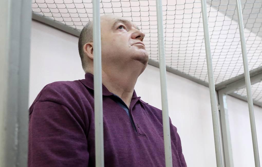 Бывший директор ФСИН России Александр Реймер освободился по УДО