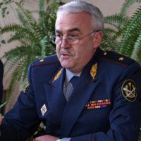 Бывший ФСИНовский начальник застрелился в суде
