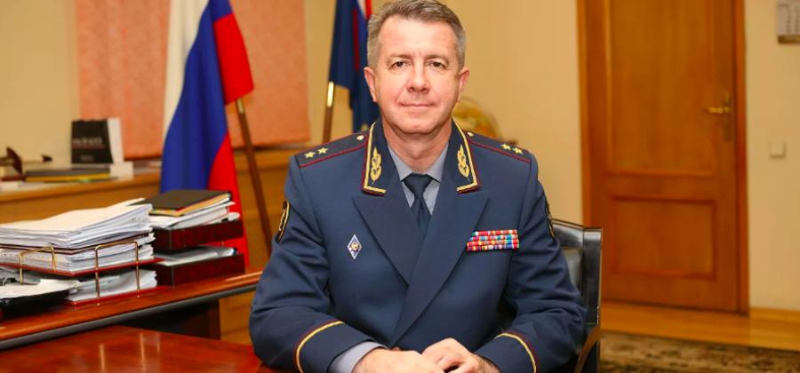 Путин согласовал отставку генерала Максименко из ФСИН