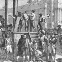 История: Смертная казнь раннего Нового времени –форма и ритуал